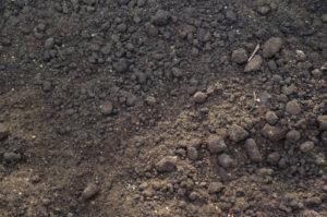 Sand/soil mix