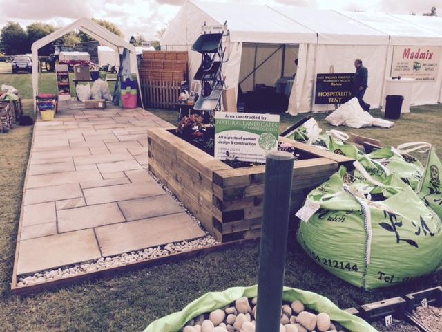 Gransden Show, agricultural show Cambridge
